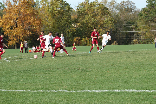 Boys' Soccer: GA vs Haverford