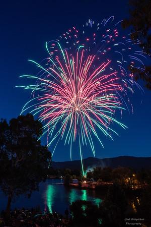 July 4th 2018 Fireworks