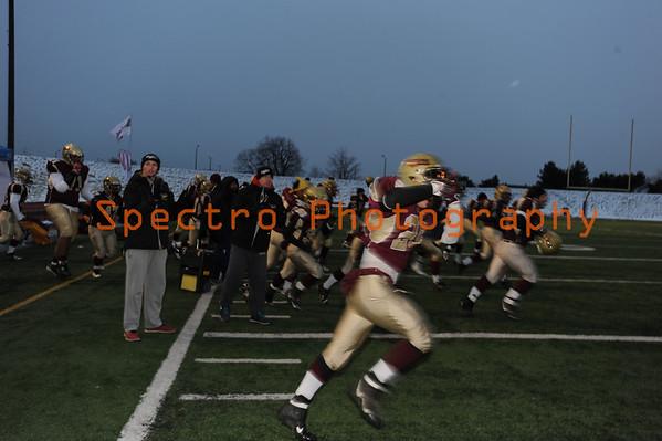 OFSAA Football Bowl - Huron Heights vs Catholic Central