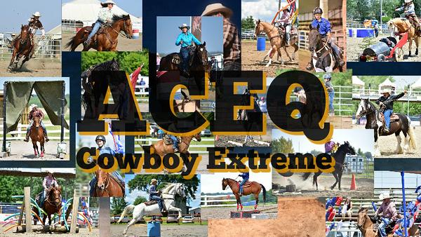 ACEQ COWBOY EXTREME 2018