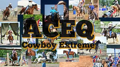 ACEQ cowboys extrêmes
