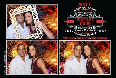 Matt's 50th Birthday 9-15-17