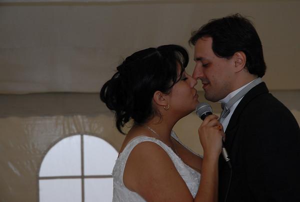 Sandra y Pietro