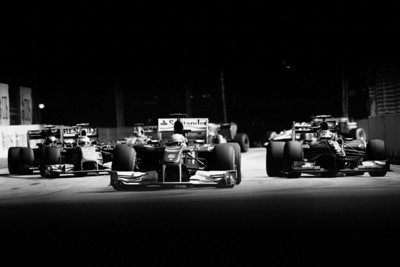 F1 Singapore 2010