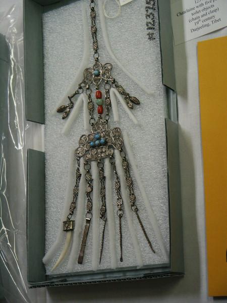 Necklace, Darjeeling, Tibet