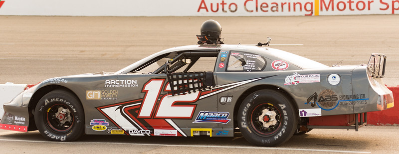 Auto Clearing Motor Speedway Event 14 - Sky Financial Series