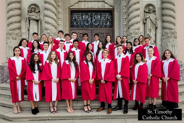 2018 St. Timothy Catholic Church Confirmation