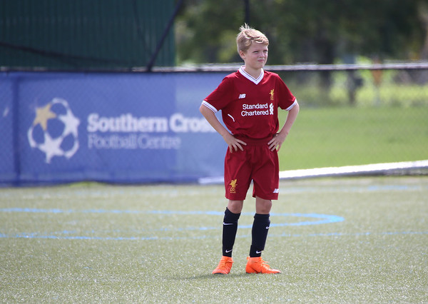 Liverpool Academy 11 Red v Coomera 8-04-18