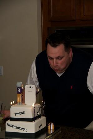 2012-11-03 Chris Hall's 40th