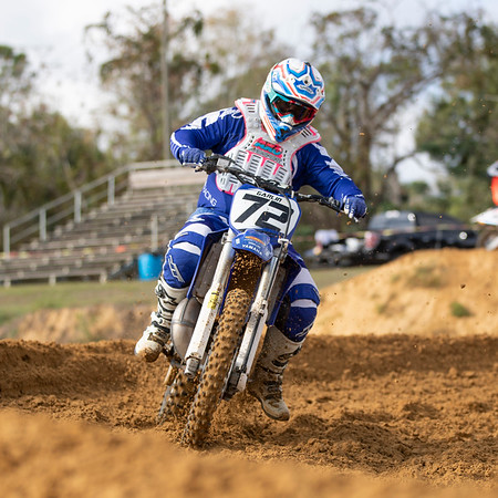 Dade City MX Sunday Practice 11-25-18