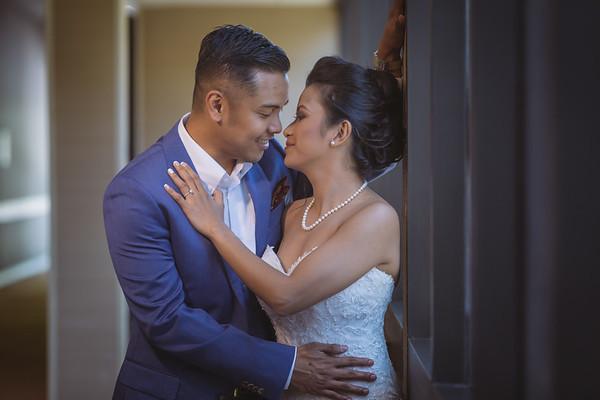 Thayer + Andrei Wedding