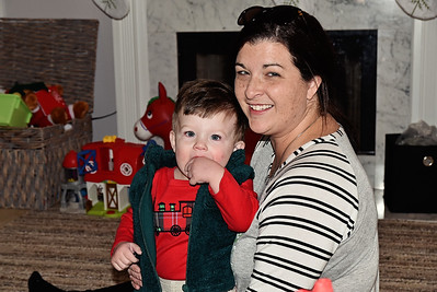 Ansley and Weston Christmas