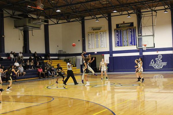 V Girls Basketball vs St Pete Catholic