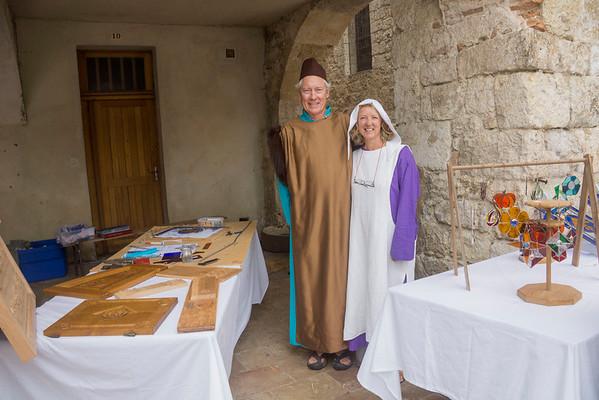 Lauzerte Medieval Day 2015