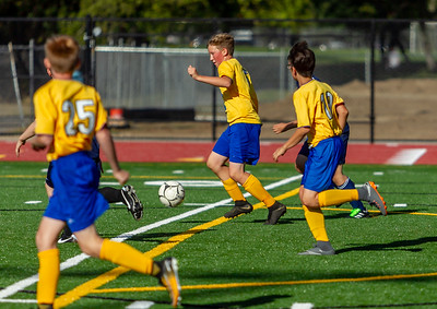 Set two: McMurray Mustangs Boys Soccer v Annie Wright 09/25/2018