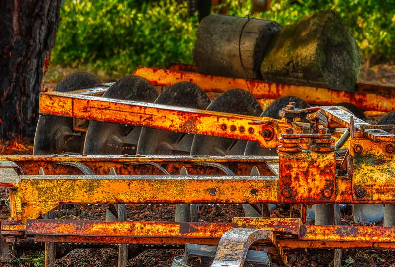 Farm Machine 2, Campbell, California, 2010