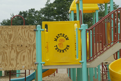 Matthew Thornton Playground, June, 2010
