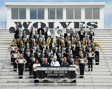 West Shamokin Band 2017-18