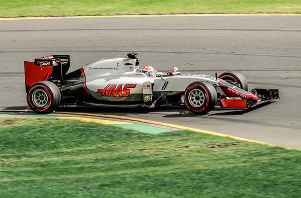 2016 F1 Australian Grand Prix, Melbourne