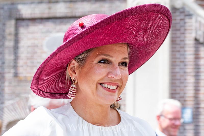 Koning Willem-Alexander en Koningin Máxima streekbezoek Betuwe