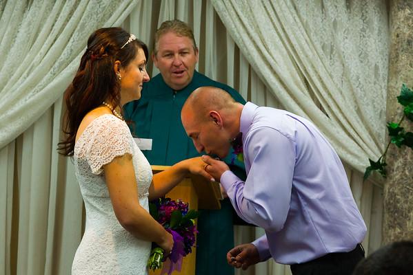 Tim and Tessa's Wedding