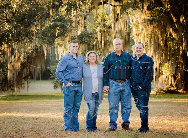 The McCall Family 2020