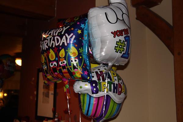 Scott's Birthday