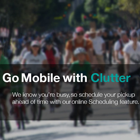 Clutter Web Page (Web)