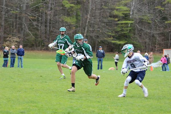 JV Lacrosse vs. Belmont Hill School