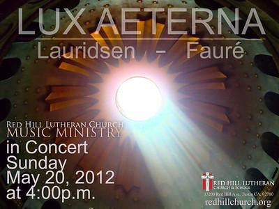2012-05-20 Lux Aeterna