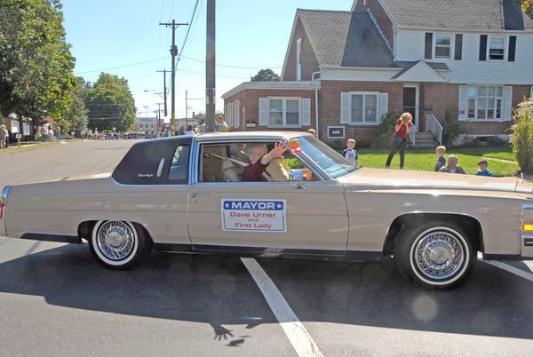 Spring-Ford Homecoming Weekend -- Homecoming Parade
