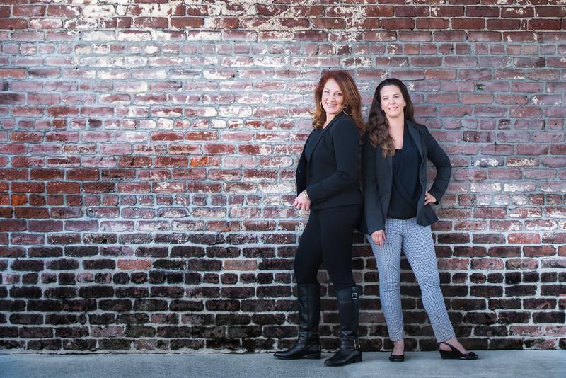 Arlene &  Katie Business Photographs