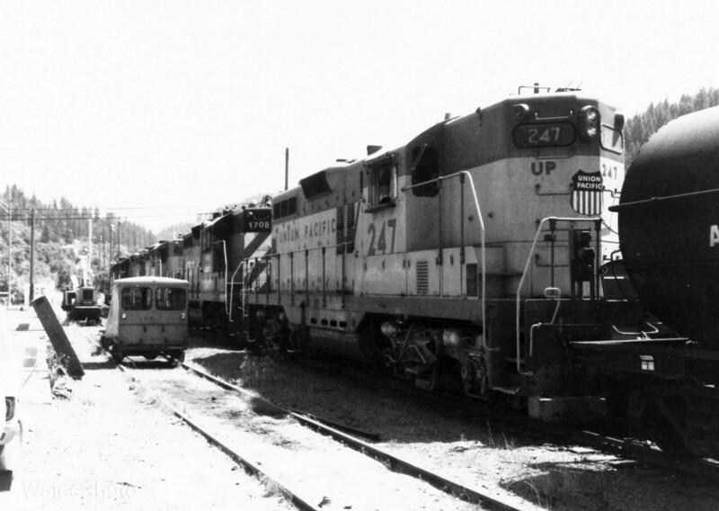 Orofino, Idaho 1982