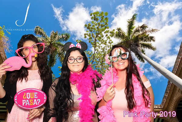 J Winery Pink Party 2019