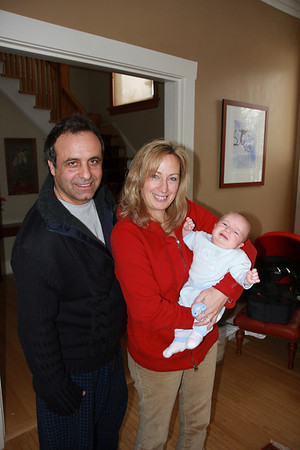IT'S A BOY!, February 2008