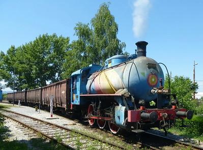 Yugoslav steam survivors