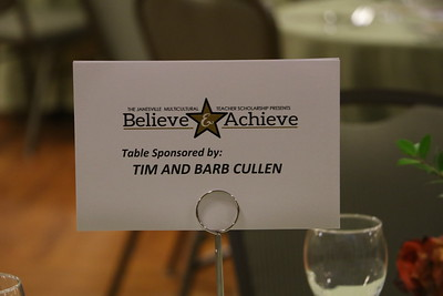 2019-11-19 Events - Believe and Achieve