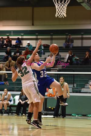 Lady Eagles vs McMullen
