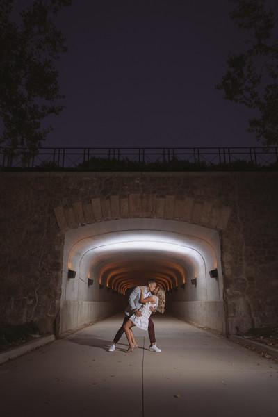 Renato and Lauren Engagement