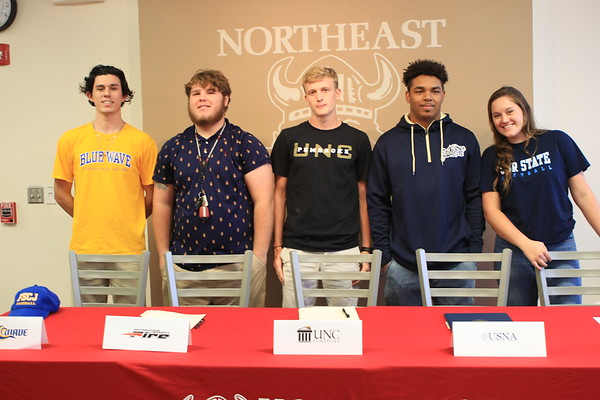 2019 Northeast Signing Day