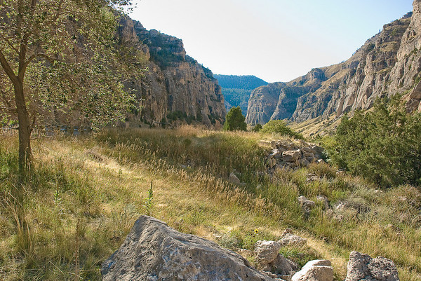 Wind River Canyon 2008