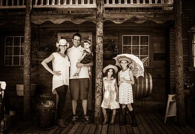 Keyes Family