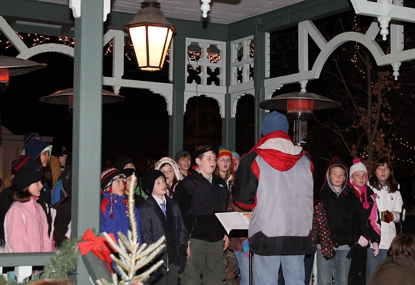 Christmas in the Park 2011