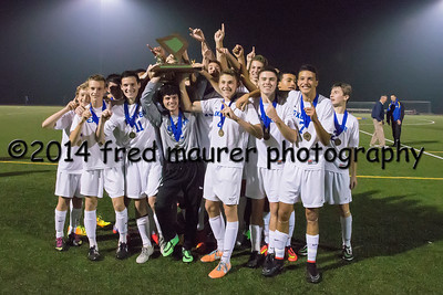 BCIAA Championship Exeter Boys ve Wyomissing  10/16/2014