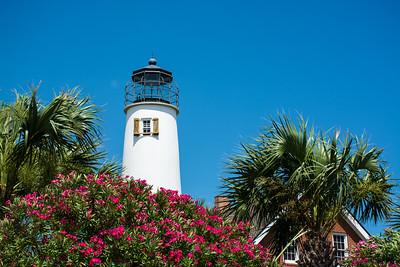 St George Island Lighthouse & Museum