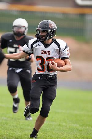 2013 Erie JV Football v Cent