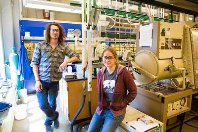 Chemistry Lab - Matthew Nava and Julia Stauber