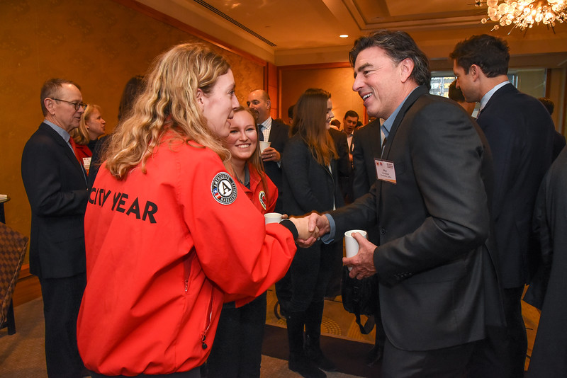 2018 Investment Community Breakfast-City Year Boston