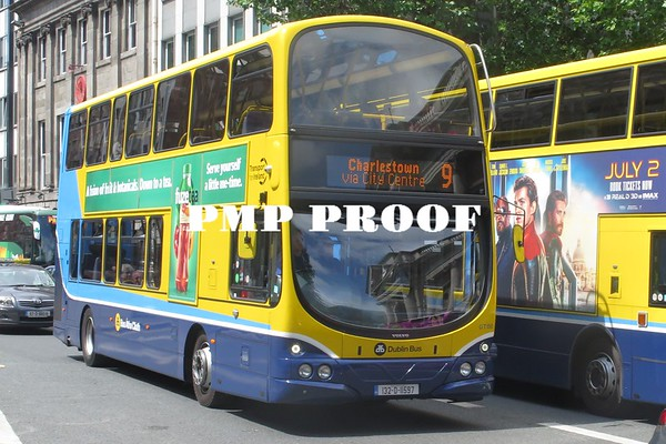 BUSES IN IRELAND JULY 2019