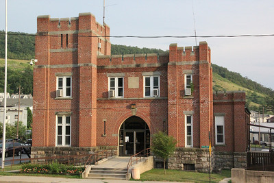 Borough Hall, Tamaqua (7-18-2012)